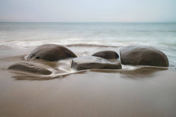 Wall Art - Photograph - Bowling Ball Beach by Francesco Emanuele Carucci