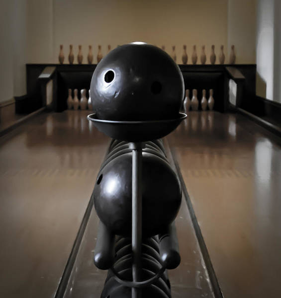 Wall Art - Photograph - Bowling by Patrick Flynn