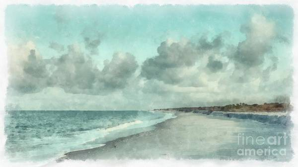 Photograph - Bowman Beach Sanibel Island Florida by Edward Fielding