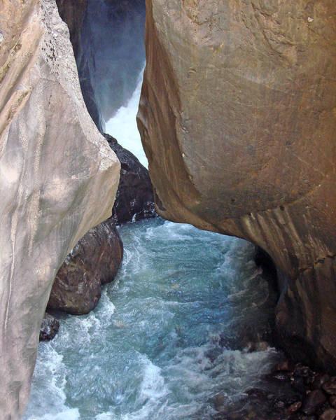 Box Canyon Wall Art - Photograph - Box Canyon Falls by Diana Douglass