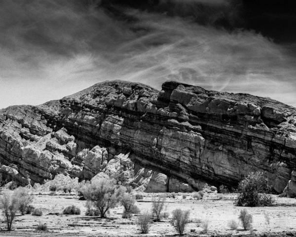 Box Canyon Wall Art - Photograph - Box Canyon Rocks by Alex Snay