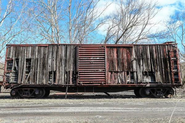 Wall Art - Photograph - Boxcar by Jimmy Taaffe