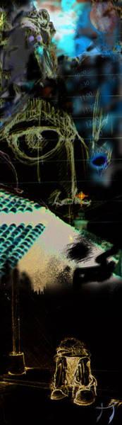 Digital Art - boy by Carlos Paredes