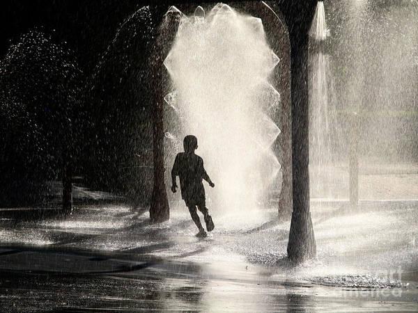 Photograph - Boy by David Emond