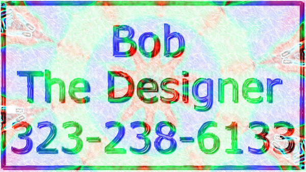 Robbie Digital Art - Boyle Heights Web And Graphic Design 323-238-6133 by Robbie Commerce