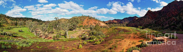 Wall Art - Photograph - Bracchina Gorge Flinders Ranges South Australia by Bill Robinson