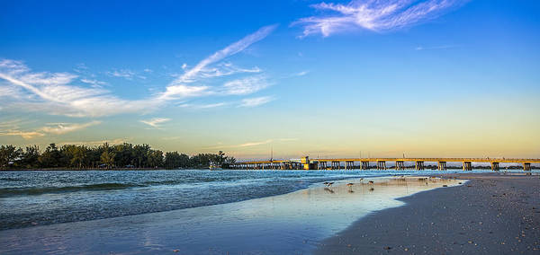 Wall Art - Photograph - Bradenton Inlet by Marvin Spates