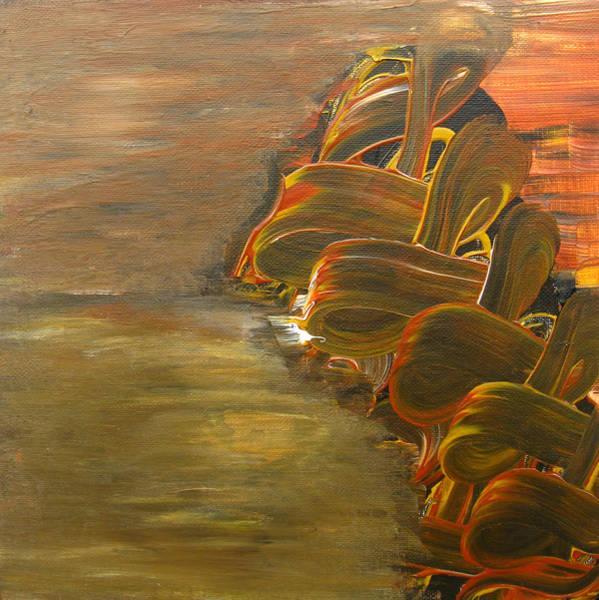 Plaits Painting - Braided by Alina Cristina Frent