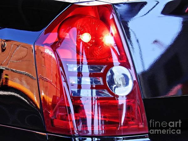 Brakes Photograph - Brake Light 65 by Sarah Loft