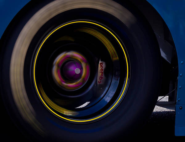 Brembo Photograph - Brakes by Ben Schmitt