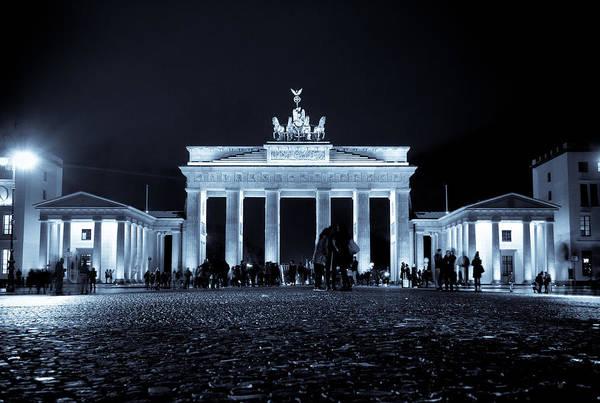 Wall Art - Photograph - Brandenburg Gate by Tom Gowanlock