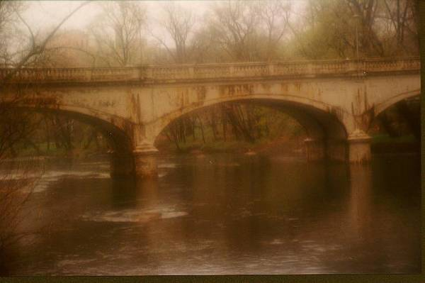 Brandywine Bridge Art Print