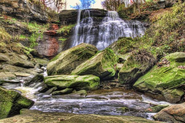 Photograph - Brandywine Falls by Brent Durken