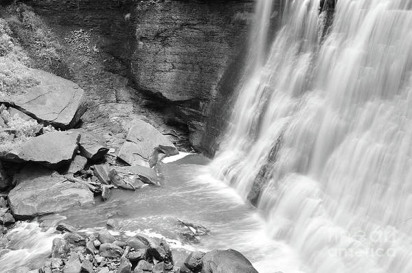 Photograph - Brandywine Falls by Charles Owens