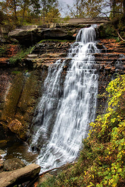 Wall Art - Photograph - Brandywine Falls by Tom Mc Nemar