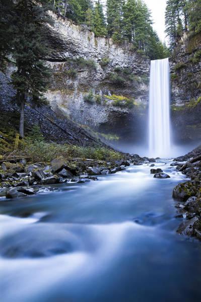 Photograph - Brandywine Falls by Windy Corduroy