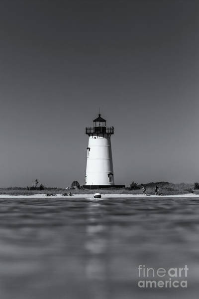 Photograph - Brant Point Lighthouse Iv by Clarence Holmes