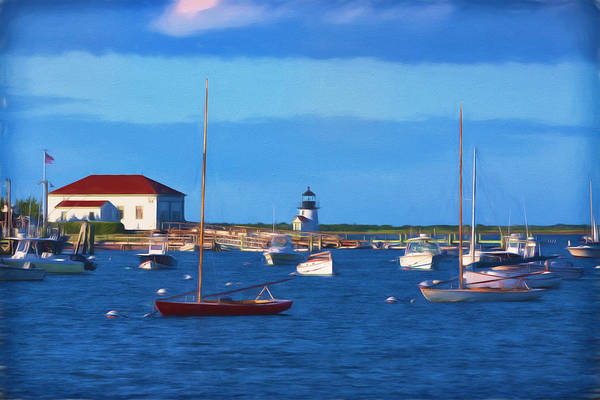 Photograph - Brant Point Lighthouse by Kim Hojnacki