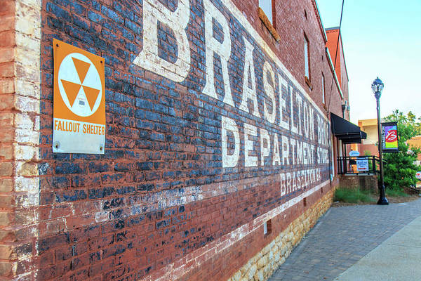 Photograph - Braselton Bros, Inc Side View by Doug Camara