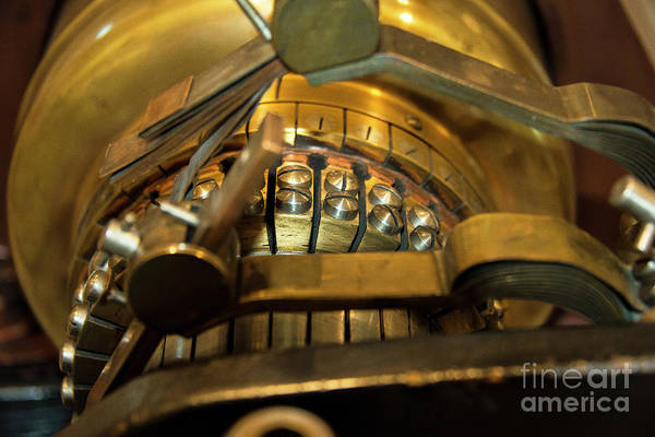 Wall Art - Photograph - Brass Power  by Rob Hawkins