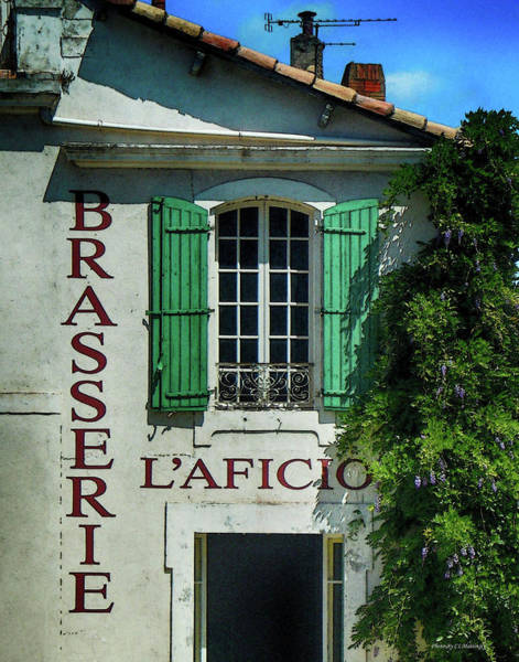 Photograph - Brasserie by Coleman Mattingly