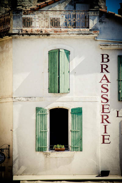 Photograph - Brasserie by Jason Smith