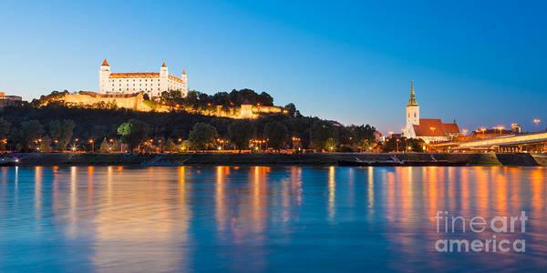 Bratislava Photograph - Bratislava 05 by Tom Uhlenberg