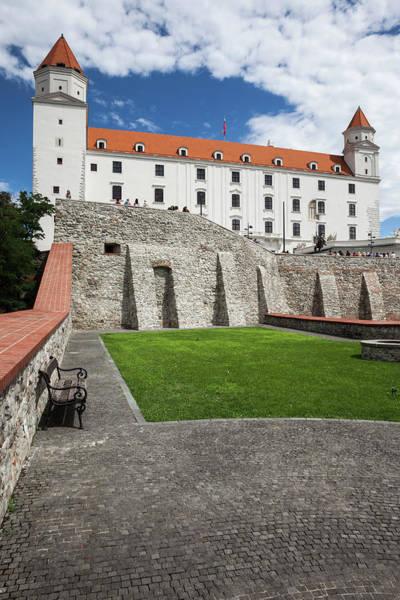 Bratislava Photograph - Bratislava Castle by Artur Bogacki