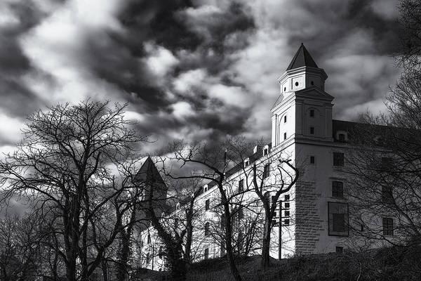 Photograph - Bratislava Castle by Joan Carroll