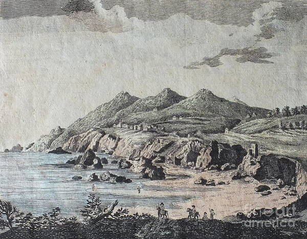 Painting - Bray From Killiney by Val Byrne