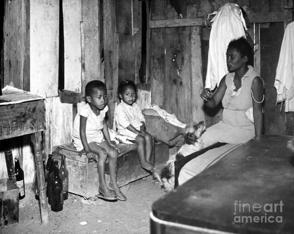Photograph - Brazil: Favela, 20th Century by Granger