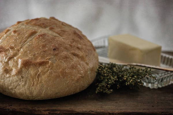 Photograph - Bread And Butter by Teresa Wilson