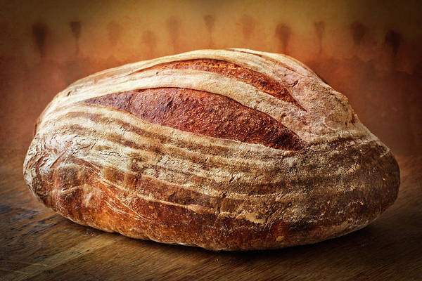 Photograph - Bread For The World by Lutz Baar