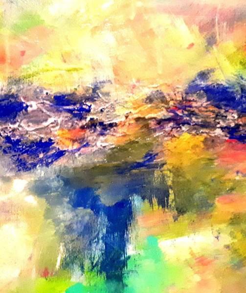 Painting - Break Of Dawn by Nikki Dalton