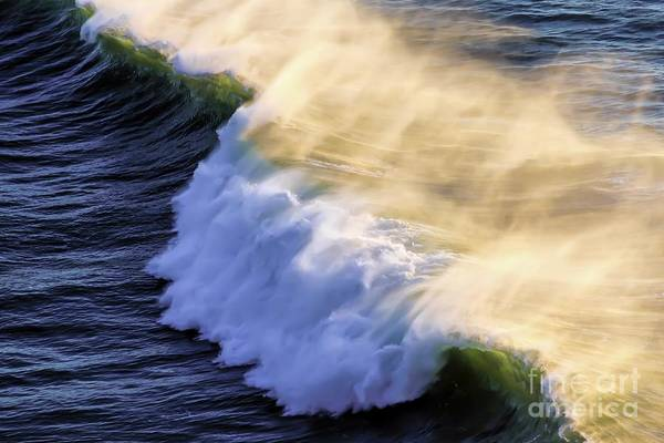 Photograph - Breaker by Jon Burch Photography
