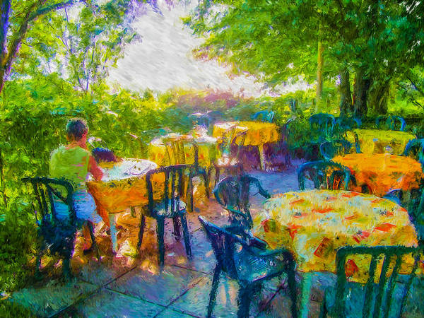 Wall Art - Photograph - Breakfast Is Coming by Michel Emery