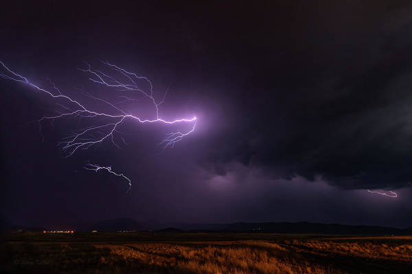 Monsoon Photograph - Breakin' Out by Medicine Tree Studios