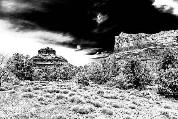 Breaking Bad In Sedona Art Print