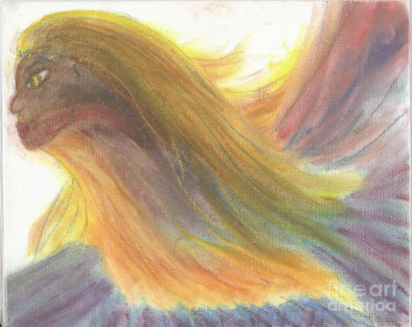 Painting - Breaking Free by Susan Hendrich