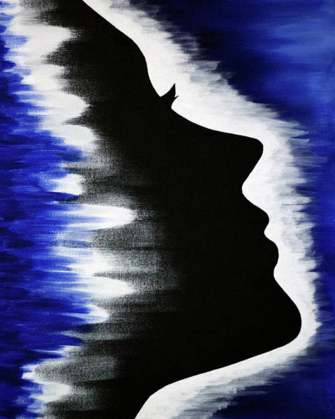 Painting - Breaking Through by Franklin Kielar