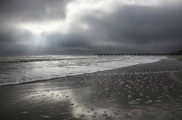 Photograph - Breaking Through The Storm by Debra and Dave Vanderlaan