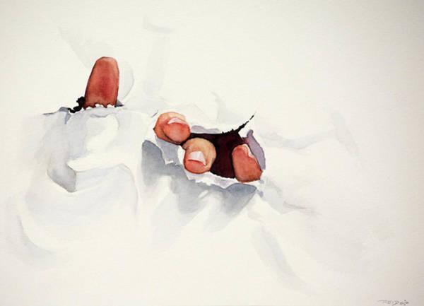 Painting - Breakthrough by Christopher Reid