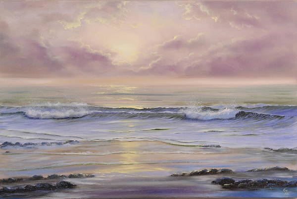 Painting - Breakthrough by Eva Volf