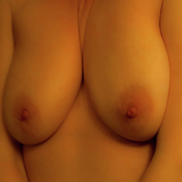 Photograph - Breasts by David Patterson
