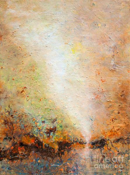 Arisen Painting - Breath Of Life by Korrine Holt