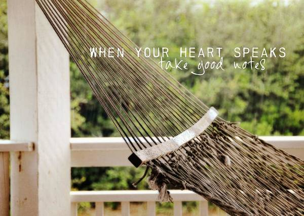 Photograph - Breathe Easy Quote by JAMART Photography