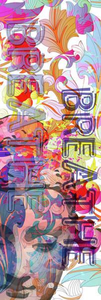 Wall Art - Digital Art - Breathe by George Lacy