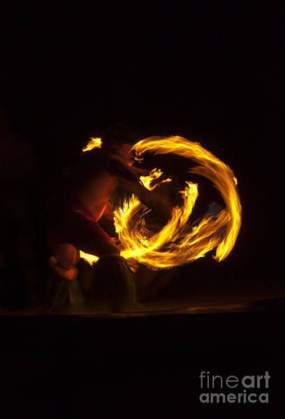 Wall Art - Photograph - Breathing Fire by Mike  Dawson