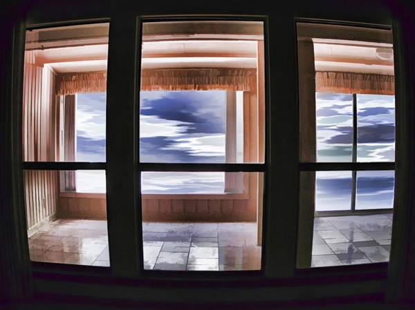 Unusual Perspective Wall Art - Digital Art - Breathing Space by Wendy J St Christopher
