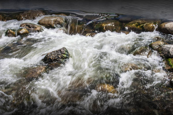 Photograph - Breckenridge Colorado Water Rapids by Randall Nyhof